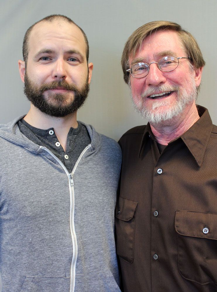 Thomas Averill (aka William Jennings Bryan Oleander, longtime KPR commentator) talks to Matthew Porubsky about growing up in Topeka, Kan.