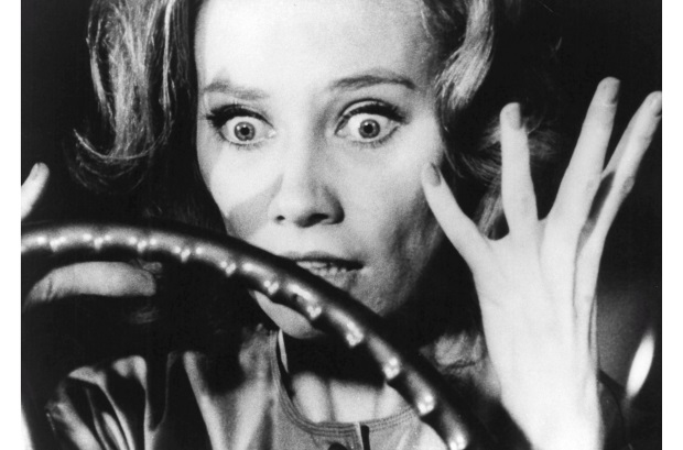 Carnival of Souls lead Mary Henry played by Candace Hilligoss