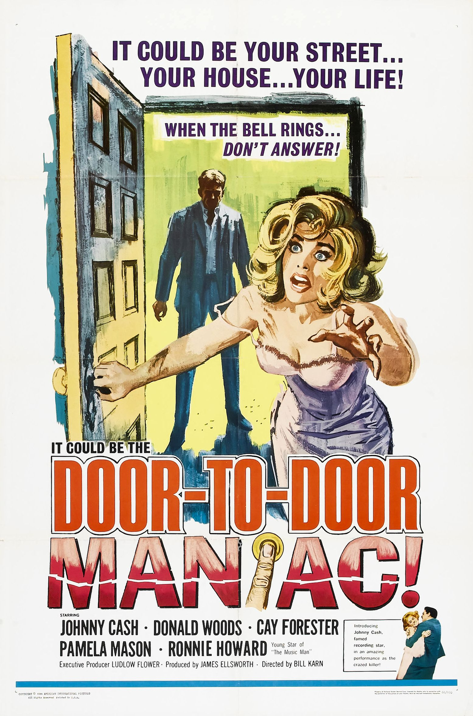Five Minutes to Live (Door to Door Maniac)