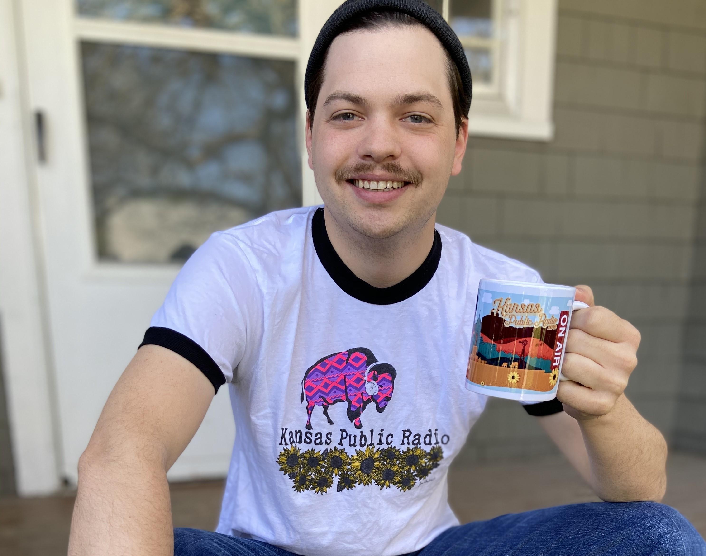 Kansas Public Radio T-Shirt Prize