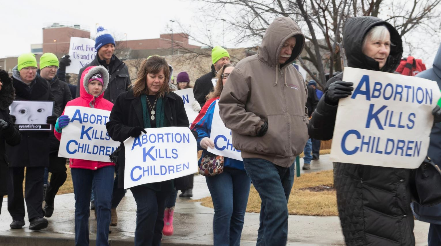 A rally at the Kansas Statehouse last year. (Photo by Daniel Caudill, Kansas News Service)