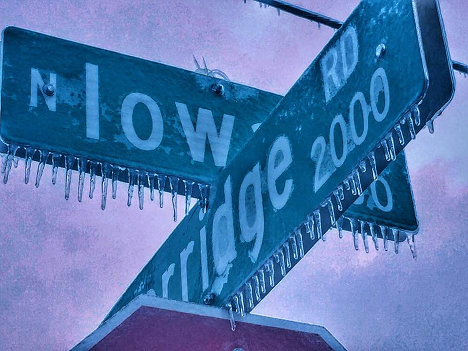 Extended freezing cold temperatures are leading to higher demand for heat and threatening to disrupt Midwest power supplies. (Photo by J. Schafer)