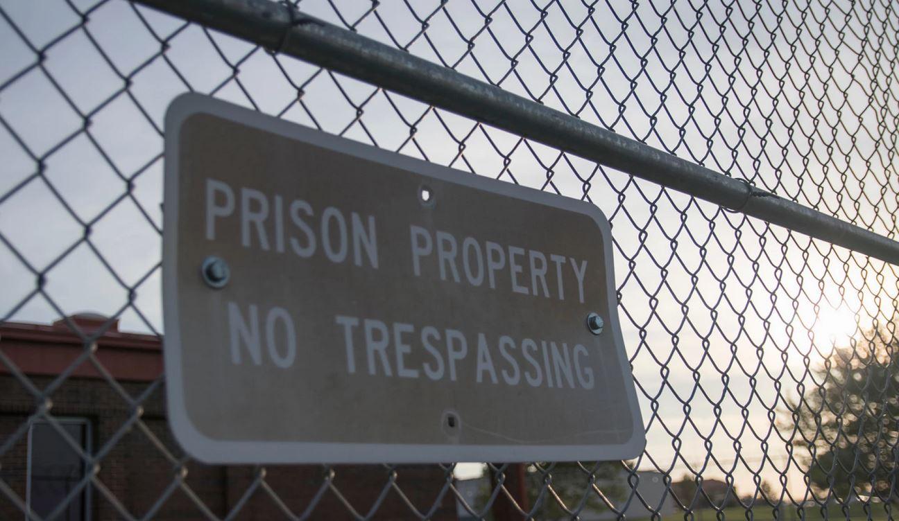 The Topeka Correctional Facility has six coronavirus cases. (Photo by Nomin Ujiyediin, Kansas News Service)