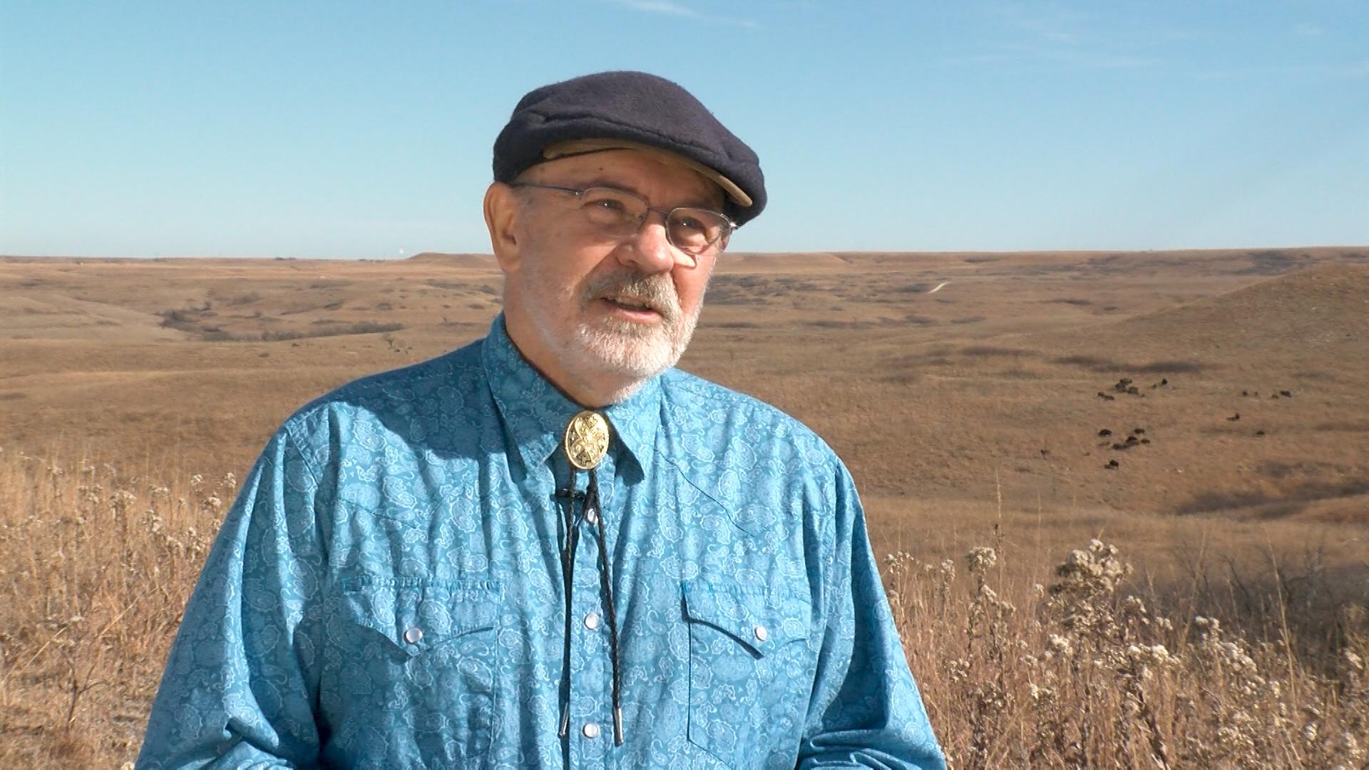 Historian Jim Sherow