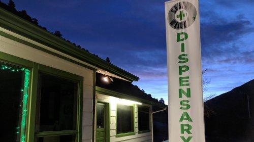A marijuana dispensary in Colorado. (Photo by Scott Canon, Kansas News Service)