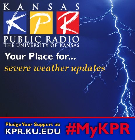 A Tornado Watch is in effect until 7pm for portions of the KPR listening area.
