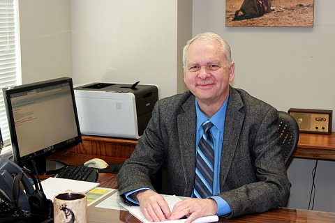 Dan Skinner brings a wealth of experience to his new role as Director of Kansas Public Radio.
