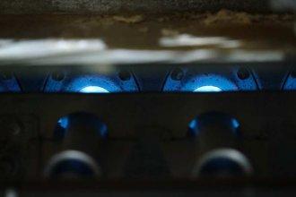 A gas furnace. (Photo by Brian Grimmett, Kansas News Service)