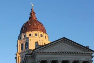 Kansas Statehouse. (Photo by Stephen Koranda)
