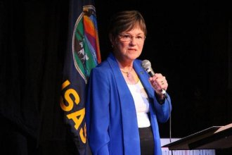 Kansas Governor Laura Kelly has announced the closure of K-12 schools until August. (File photo, Kansas News Service)