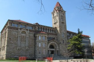 Dyche Hall, Natural History Museum, University of Kansas