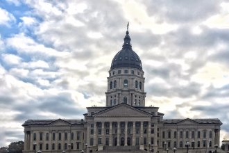 Kansas Statehouse (Photo by J. Schafer)