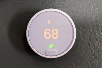 Officials are urging people to lower their thermostats to conserve energy during the cold snap. (Photo by Brian Grimmett, Kansas News Service)