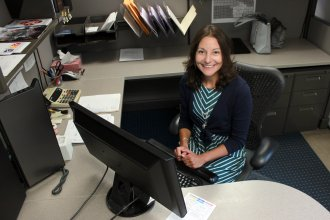 Last month Kendra Kuhlman joined the KPR staff as our newest Corporate Underwriting Sales Representative.
