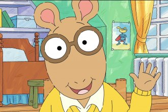 <em>Arthur</em> first aired on PBS KIDS in 1996.