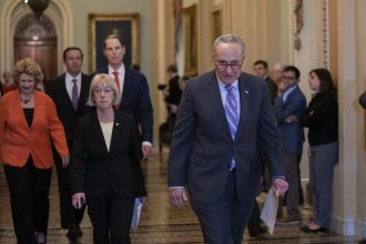 Democrats such as Senate Majority Leader Chuck Schumer of New York and Sen. Patty Murray of Washington state are betting that the era of big government is back.