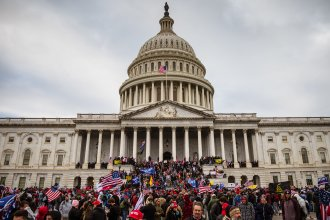 A detailed review of the Jan. 6 insurrection by the U.S. Capitol Police's inspector general is set for discussion at a House hearing on Thursday.