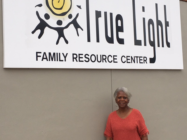 Pastor Alice Piggee-Wallack, Founder and Director of True Light Family Resource Center